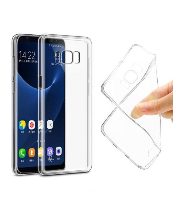 Husa din silicon pentru Samsung Galaxy S8 - EuroCELL - Triomag
