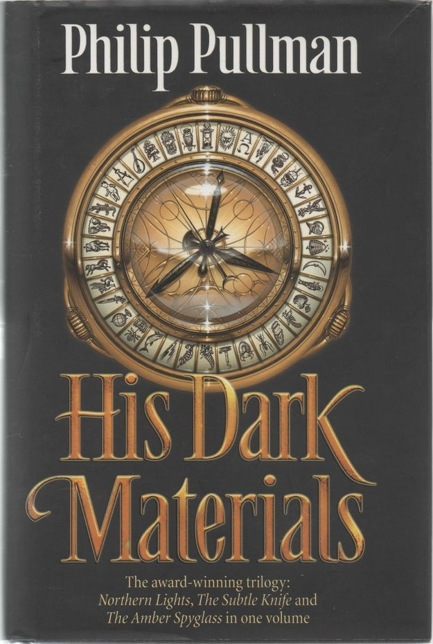 His Dark Materials trilogy, by Philip Pullman. You get sucked into an alternate reality that seems so real! I need to read this again, haha.
