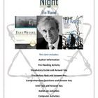 Here is a 50 page novel study for the book Night, by Elie Wiesel.  This bundle includes:  Author Information  Pre-Reading Activity  Vocabulary Guide a...