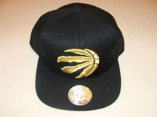 872a4cada5c188 Toronto Raptors NBA Cap Hat Snapback Basketball Mitchell Ness New Logo Gold  2015 | Dope Stuff | Nba caps, Hats, Nba hats