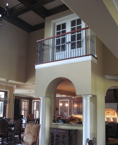 17 best images about balcony on pinterest southern homes for Inside balcony