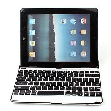 Ультра-тонкая беспроводная алюминиевая Bluetooth клавиатура для iPad 2 и The new iPad – RUB p. 1 316,71