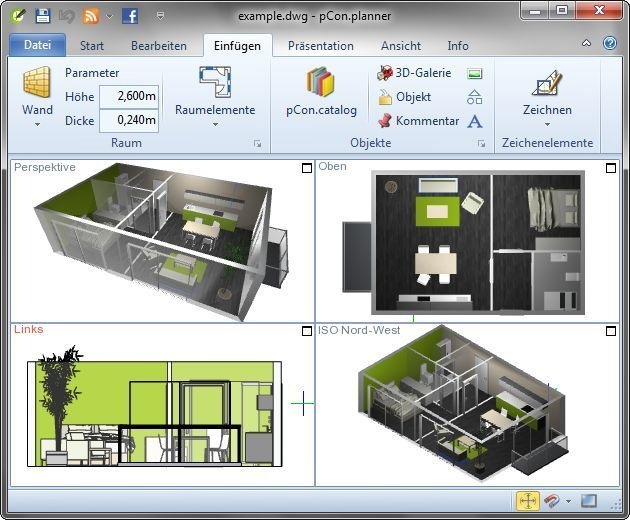 Software gratuito para dise o de interiores en 3d dirigido for Software diseno de interiores gratis