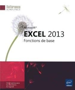 Ce livre présente les fonctions à connaître pour créer des tableaux et graphiques avec Excel 2013 : gérer les classeurs et les feuilles de calcul, saisir les données du tableau, les mettre en forme avant impression.  Cote: 1-222 EXC
