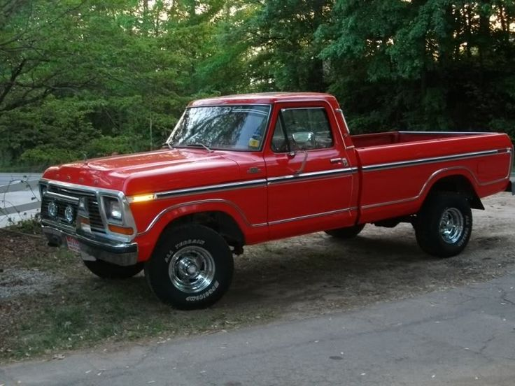 '78 Ranger...its like my truck's daddy
