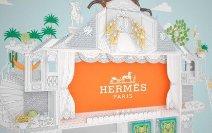 Hermès home: i complementi più chic per una casa unica [FOTO] - Dai piatti in raffinatissima porcellana ai plaid in cachemire e seta, scoprite insieme a noi la nuova collezione Hermès home: i complementi più chic per una casa unica.