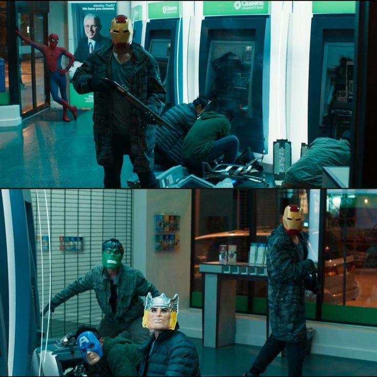 Человек-паук: Возвращение домой – КАДРЫ ИЗ ФИЛЬМА #2 (с ...