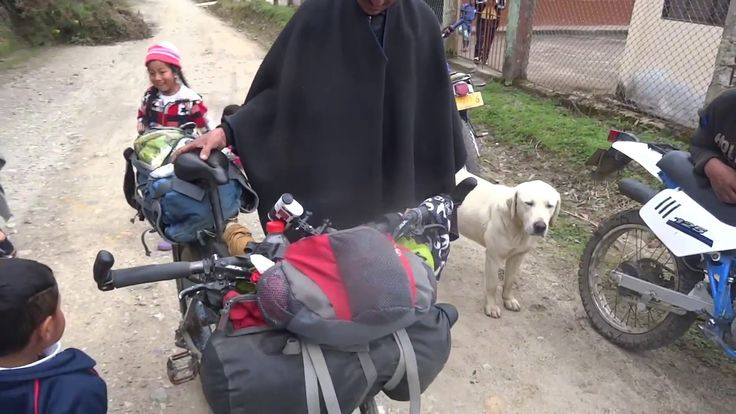 A typical day of bikepacking in Colombia, gear reviews and questions and...
