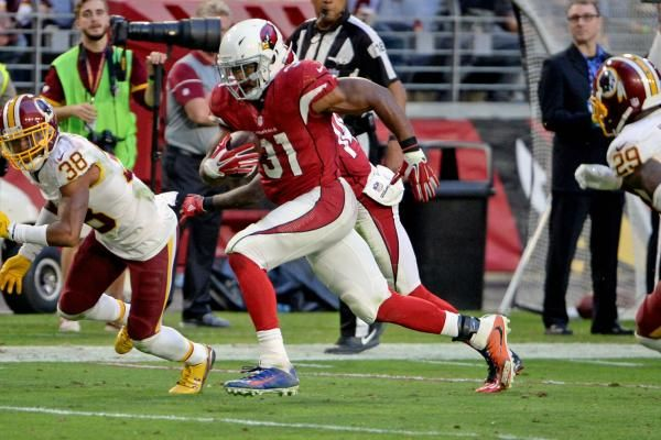 In case you needed another reason to take Arizona Cardinals running back David Johnson with the first pick in your 2017 fantasy football…