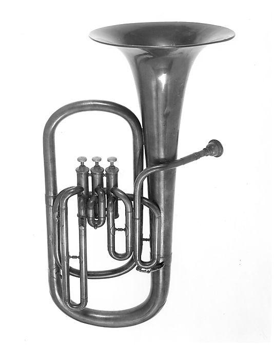 Tenor Horn in B-flat 1900   #TuscanyAgriturismoGiratola