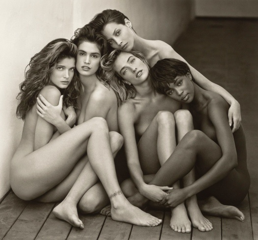 As a new exhibition celebrates the work of fashion photographer Herb Ritts, supermodel Naomi Campbell remembers the legendary lensman. http://ti.me/IpCZhH