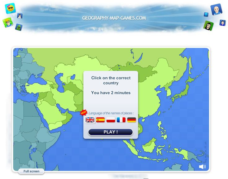 36 best geography map games images on pinterest geography map free online games and quiz about world geography gumiabroncs Image collections