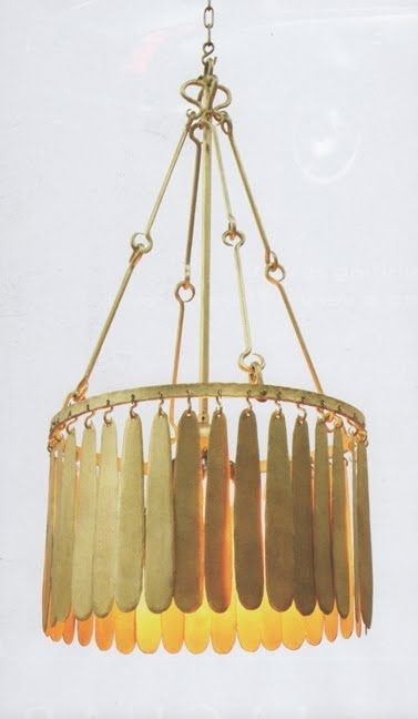 // lightPendants Lamps, Diy Ideas, Diy Golden Room Decor, Hanging Lights, Lights Fixtures, Pendants Lights, Gold Chandeliers, Diy Projects, Popsicles Sticks