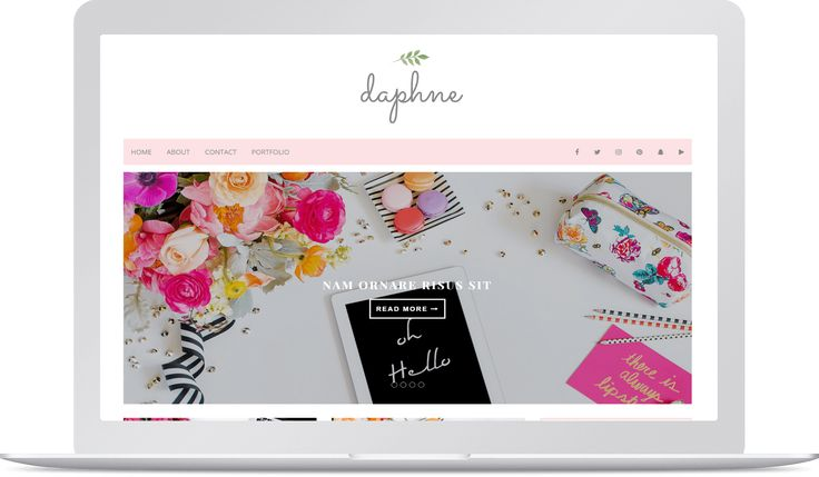 A clean and fresh feminine <b>WordPress</b> template with custom made grid layout. Manage and update all your custom widgets by few clicks, Powered by QDONOW Plugin.This template is most suitable for Professional, Lifestyle, Fashion, Beauty, Photography, Travel, Artist, Makeup and Daily blogs.
