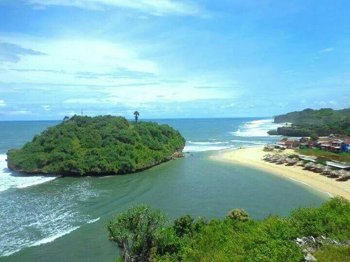 Pantai wongosari, kidul yogyakarta