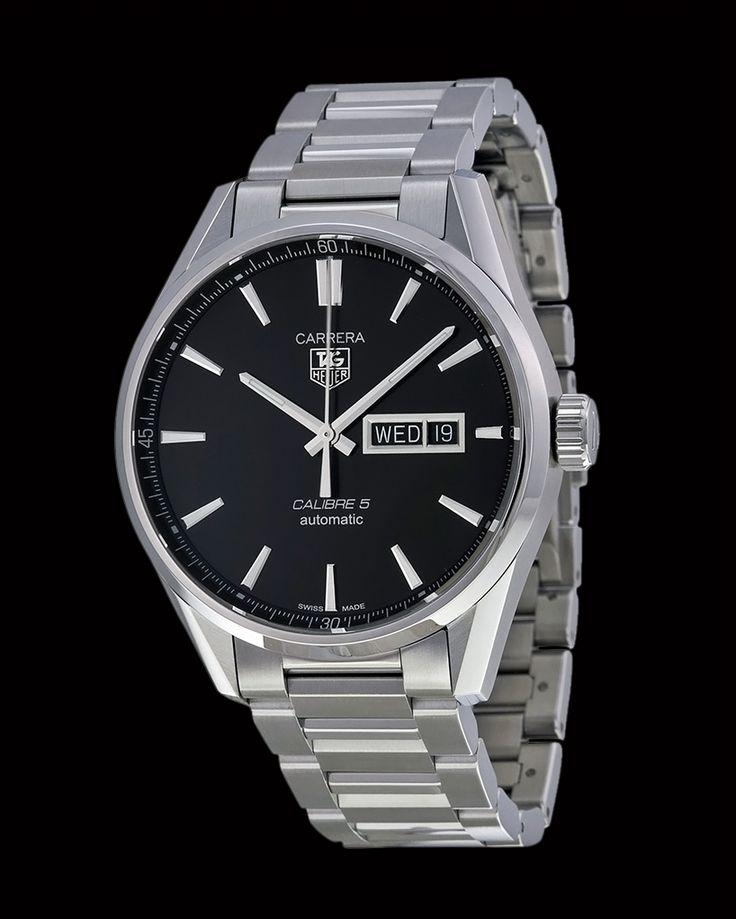 Ρολόι TAG HEUER Carrera Calibre 5 WAR201ABA0723