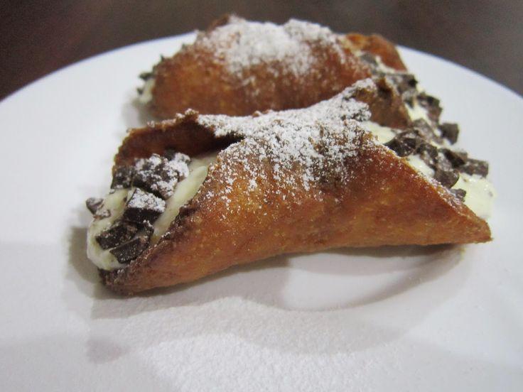 Csibekalandok: Cannoli a Szicíliai desszertcsoda