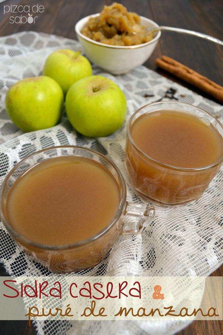 Sidra de manzana caliente y especiada www.pizcadesabor.com