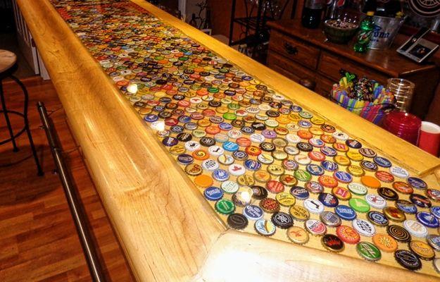 17 best ideas about bar top epoxy on pinterest bar top for Cork bar top