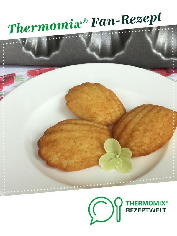 Schnelle Madeleines Rezept Kekse Und Kleine Kuchen Pinterest