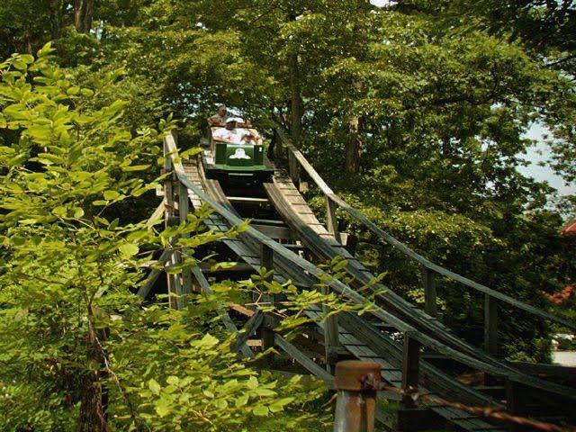 988 best images about amusement parks midatlantic on pinterest seaside parks and newark new - Beautiful abandoned places bringing back past memories historical buildings ...