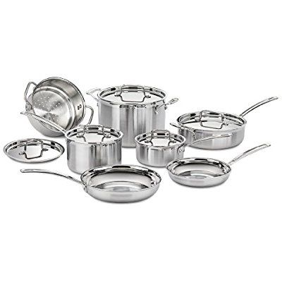 Top 11 Best Pots And Pans Set Review Cookware Set Stainless