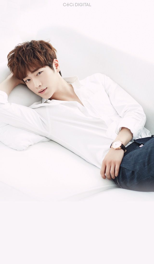 Seo Kang Joon - Ceci Magazine July Issue '14