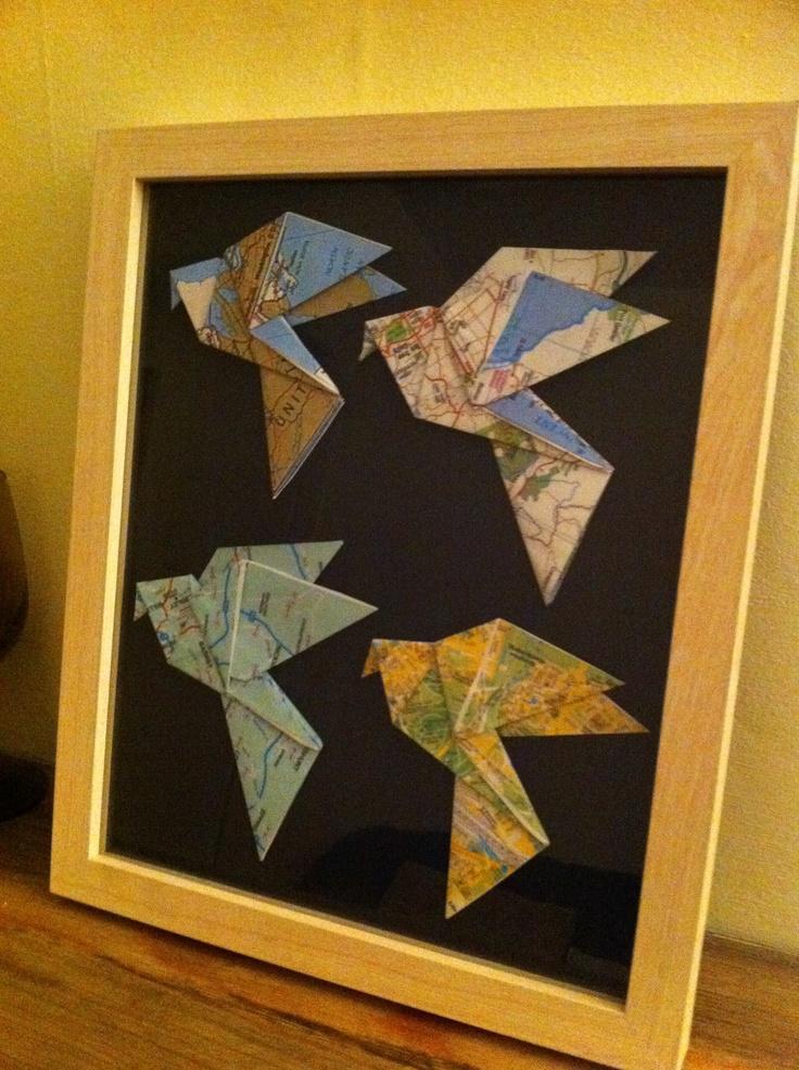 Origami Mini Maps