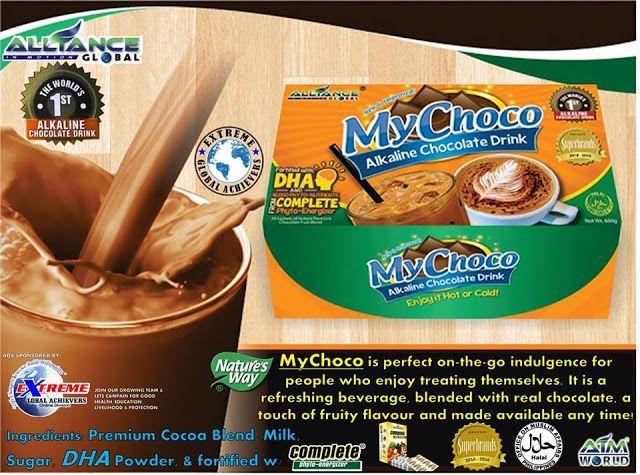Mae Paloma: MyChoco