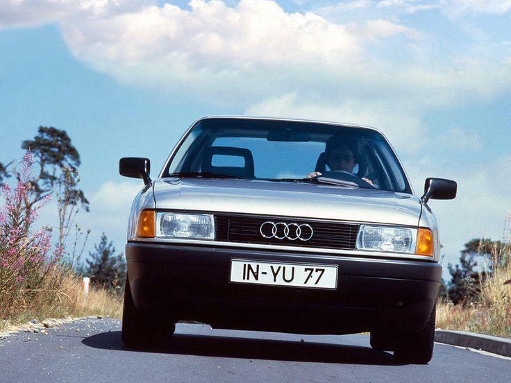 Audi 80 1986–1991 wallpaper