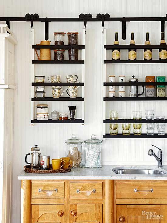 kitchen prep station modern cabinets online coffee ideas | delightful designs ...