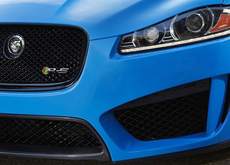 High-Performance 2013 Jaguar XFR-S Announced for L.A. Auto Show Debut