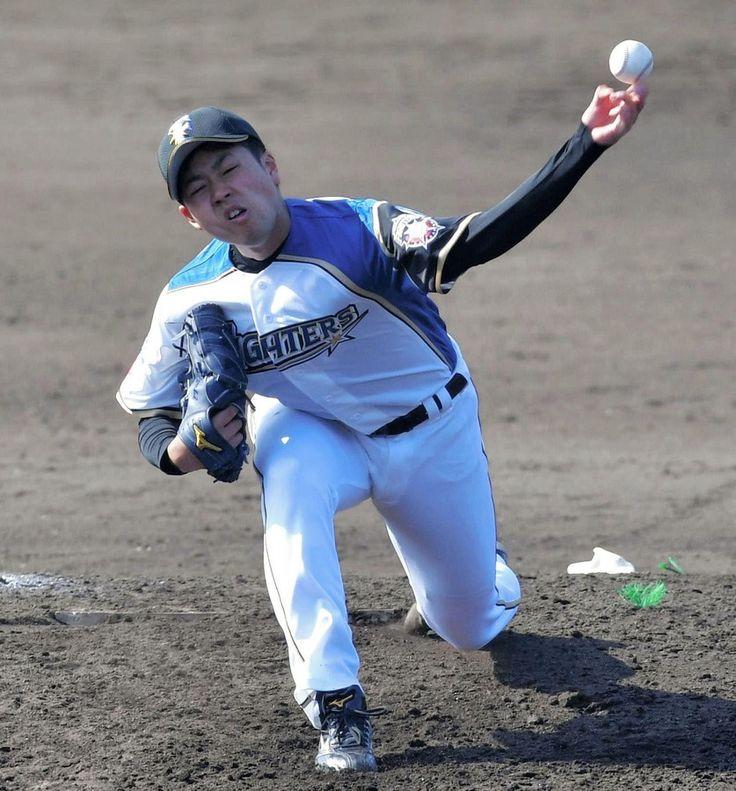 日本ハム・ドラ1堀が初登板 教育リーグで一発浴びる