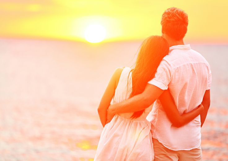 Beach honymoon in love photo romance sex
