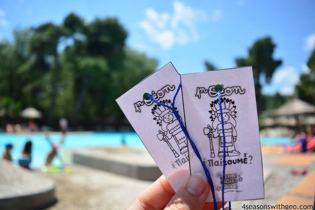 club agia anna summer resort greek holidays kids friendly