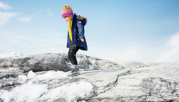 Reima offers tip to toe solutions for outdoor clothing. From beanie to shoes - the quality is assured.