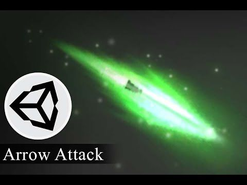Effect Animation - Arrow Attack - Effect Animation Tutorials - YouTube