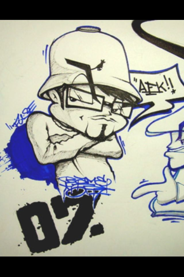 17 Best Images About Graffiti B Boy Character On