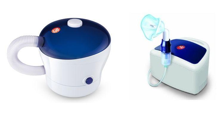 Los inhaladores son sistemas que podemos usar para dar medicamentos que queremos que alcancen su máxima concentración en los pulmones de niños y bebés.