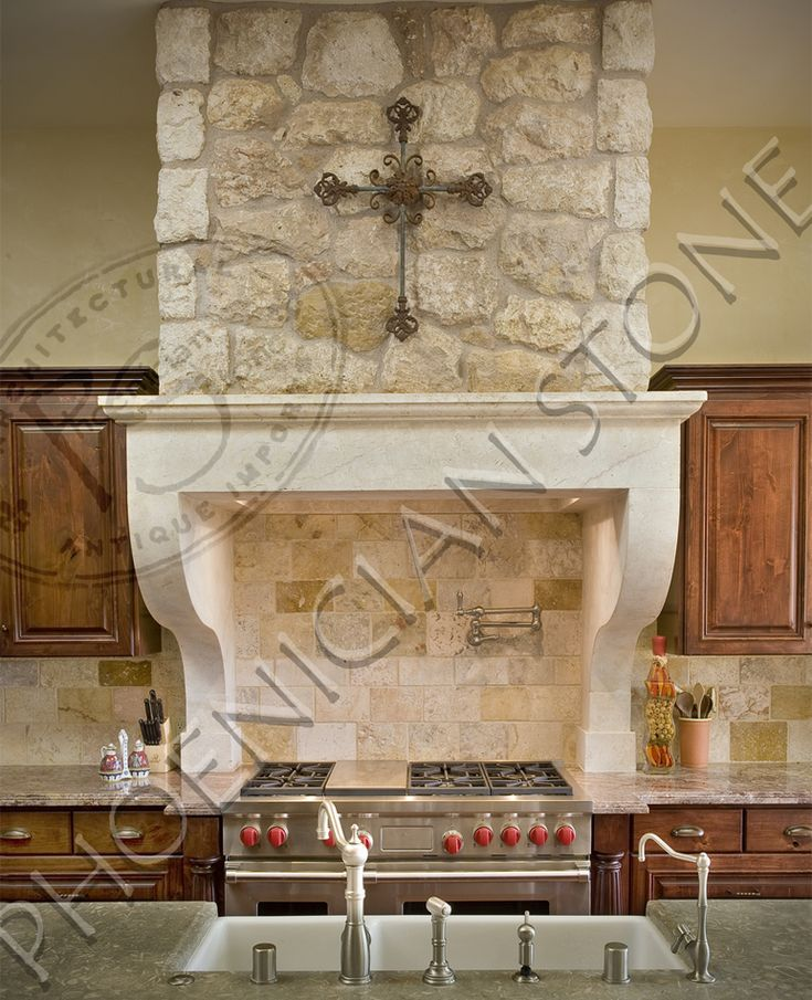 28 Best Antique Reclaimed Stone Kitchen Hoods Images On
