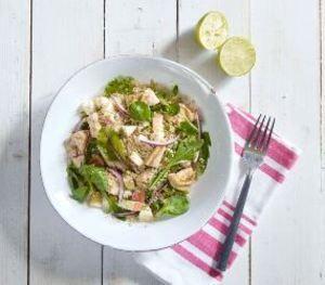 Kyllingsalat med couscous