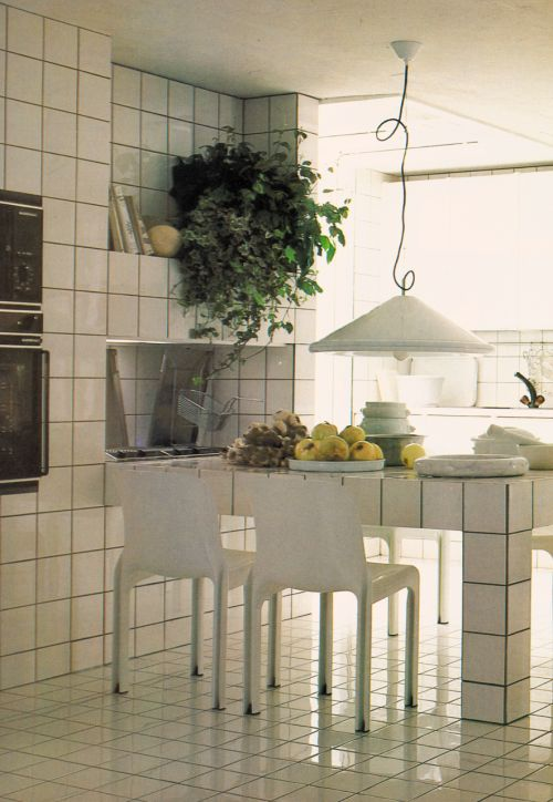 interiors - Home Decor, 1980s