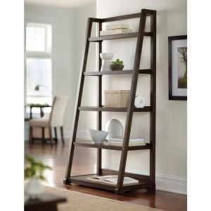 Here's a stylish bookcase to put a modern twist in your living room.