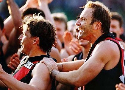 Bomber Thompson & Timmy Watson