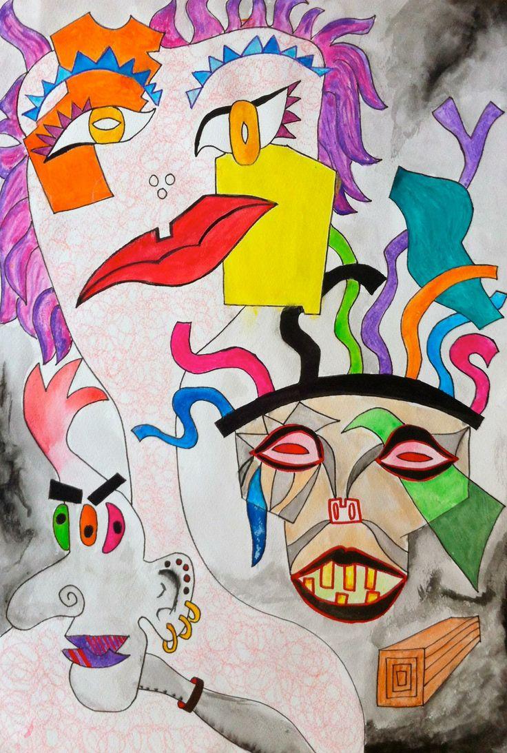 by Ninah Mars www.ninahmars.com #ART