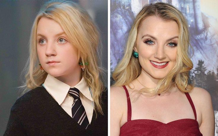 25ex-alunos deHogwarts que mudaram tanto que mais parece que foram…