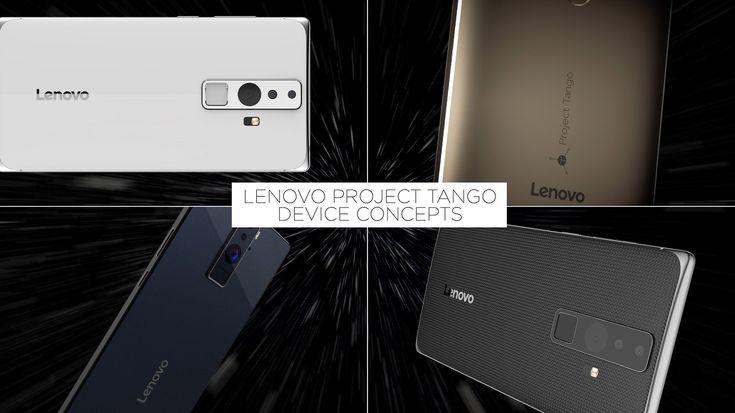 """#Lenovo e #Google annunciano una nuova partnership per lo sviluppo del primo device """"#ProjectTango"""" che permette un'esperienza 3D"""