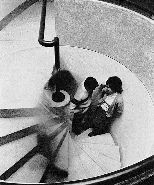 giancarlo de carlo urbino, 1958