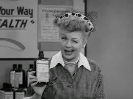 #Lucy #Desi #TV #Series 1950s #Lucille #Ball #Desi #Arnez I Love Lucy Most popular TV show in world of tv sitcoms. #Comedies #Photography #Iconic #Stills #Vitamin #ad