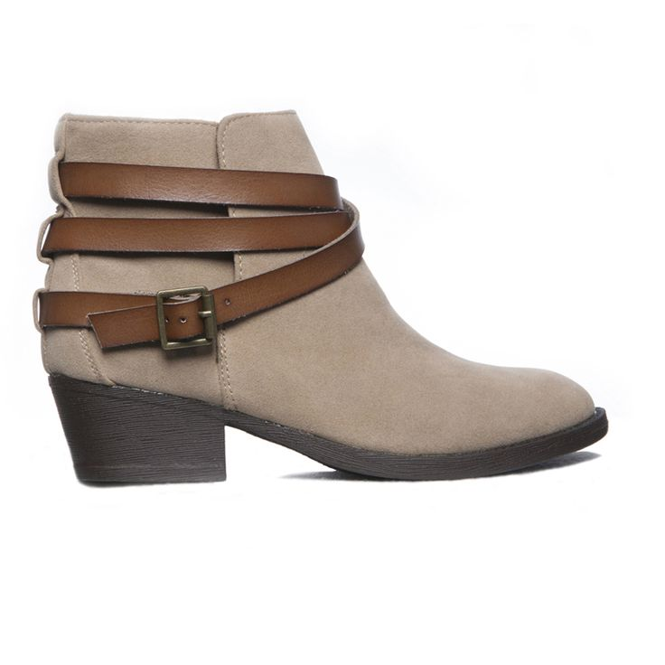 every girl needs a got to bootie in her closet with vegan manmade leather
